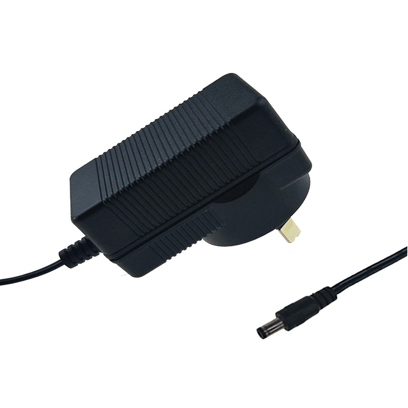 AU plug Li-ion battery charger 16.8V 1A with SAA RCM C-tick approved