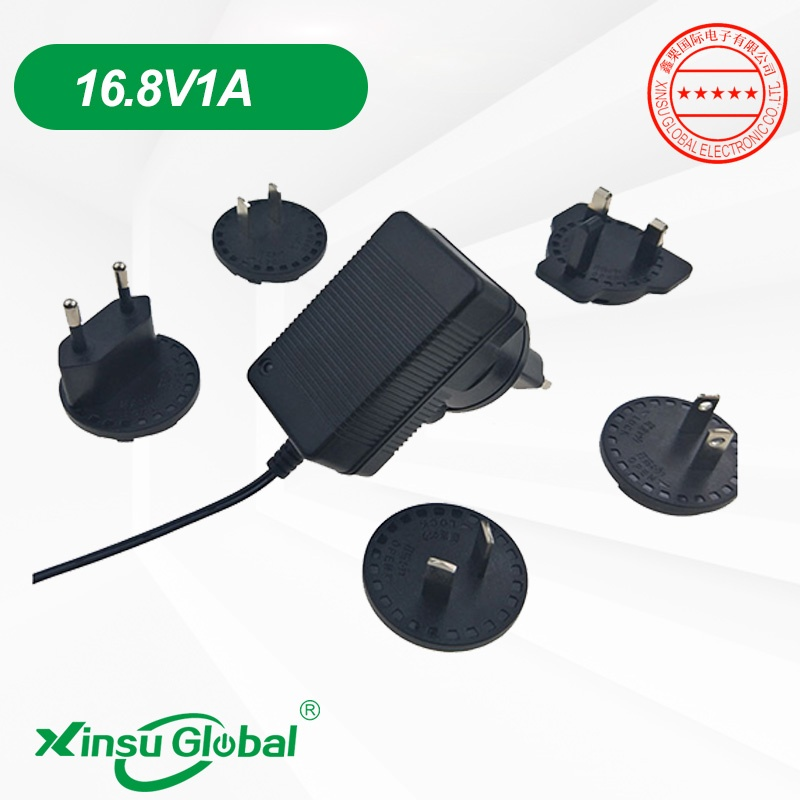 Portable ventaliator lithium battery charger 12.6V 16.8V 1A 1.5A