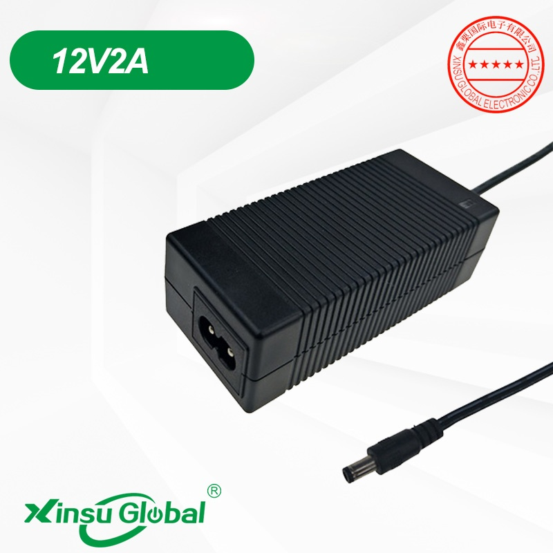 12V 2A Slicing knife charger for roasting machine