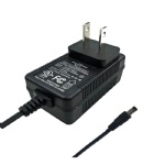 US plug UL cUL FCC Listed switchin power supply ac dc adapter 12V 1A