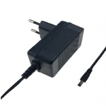 CE LVD GS RoHS listed Europe plug switching power supply adaptor 12V 1.5A