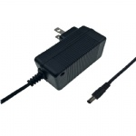 4.2V 2.5A North America plug UL cUL listed 18650 li-ion battery charger