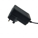 TUV CE EMC LVD GS listed United kingdom wall ac plug 12V 2A switching power supply adapter