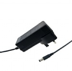 CE listed UK 3pin 15V 2A switching power supply ac adaptor