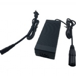 12V 8A UL PSE CE GS SAA listed lead acid battery charger adapter