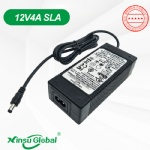 Sealed PSE UL CE SAA KC 4A 12V Lead-acid Battery Charger
