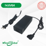 AC adapter for portable freezer 14.6V 6A