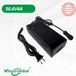 12S 50.4V 4A electric underwater scooter,surfing board lithium battery charger