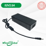 Camera switching power supply 52V 2.3A 2.5A NVR POE power adapter