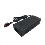 UL FCC CE SAA PSE certification listed 12.8V LiFePO4 battery ac charger 7A